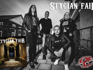 STYGIAN FAIR on Sonic Age Records