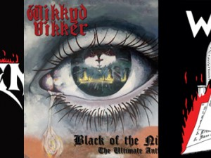 On this Friday's Pre-Order: WITCH, WIKKYD VIKKER, MAYHEM INC and more!