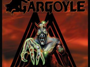 Sneak peek on the artwork of the upcoming GARGOYLE release