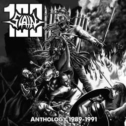 100 SLAIN - Anthology 1989-1991 CD