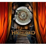 HIGHLORD - The Death Of The Artists CD