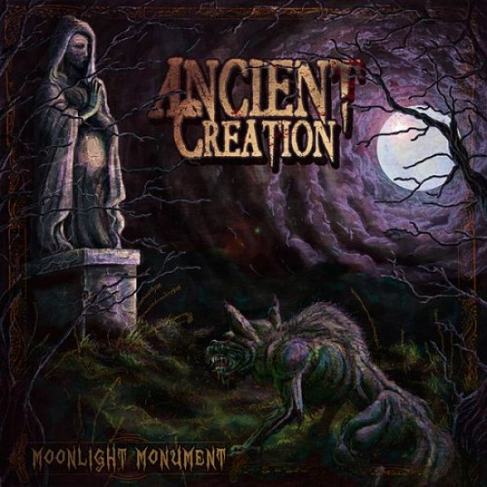 ANCIENT CREATION - Moonlight Monument CD