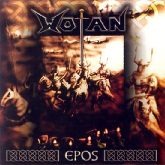 WOTAN - Epos CD