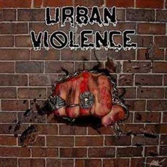 URBAN VIOLENCE - Urban Violence CD
