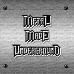 VA - Metal Made Underground CD