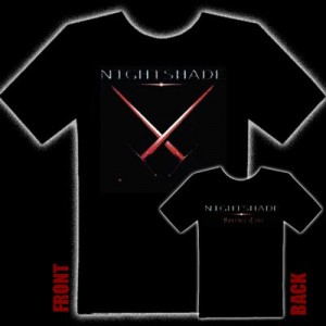 NIGHTSHADE - Men Of Iron