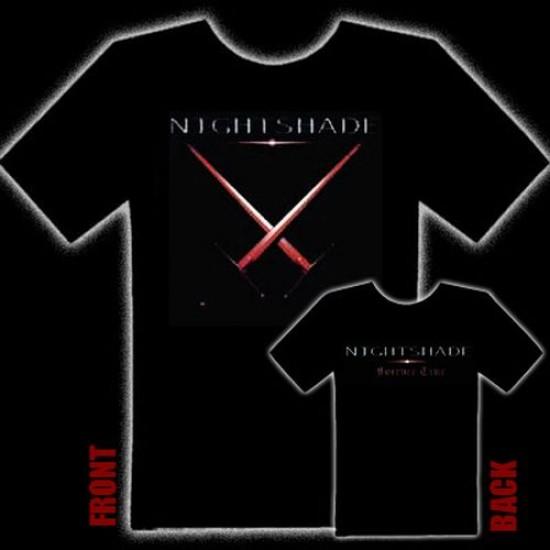 NIGHTSHADE - Men Of Iron T-Shirt