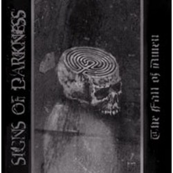 SIGNS OF DARKNESS - The Fall Of Amen CD