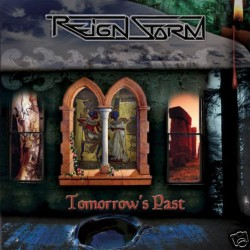 REIGNSTORM - Tomorrow's Past CD