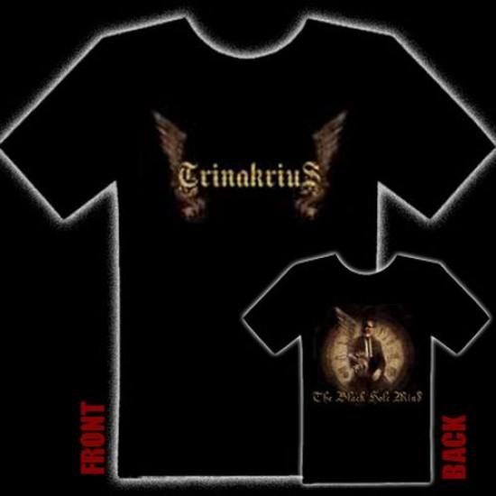 TRINAKRIUS - The Black Hole Mind T-Shirt