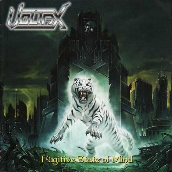 VOLTAX - Fugitive State Of Mind CD