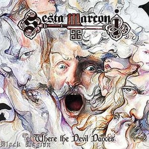 SESTA MARCONI - Where The Devil Dances