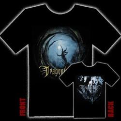 DRAGONLORD - Black Wings Of Destiny T-Shirt
