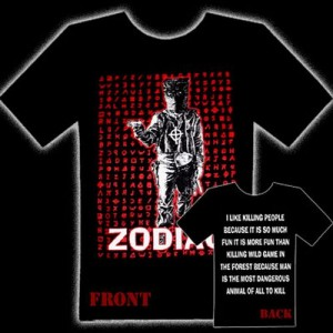 ZODIAC T-SHIRT - Zodiac