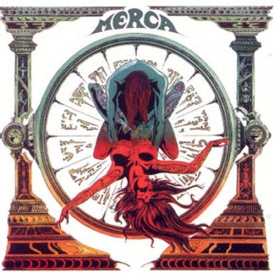 MERCA - Chup Amela CD