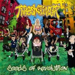 THRASHGRINDER - Seeds Of Revolution CD
