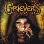 GRIEVERS - Reflecting Evil CD