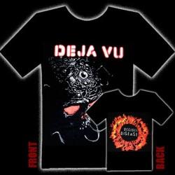 DEJA VU - Desibel Disease T-Shirt