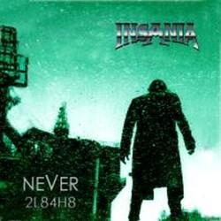 INSANIA - Never 2L84H8 CD