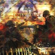 ASH INHERITANCE - Devastated By Fire CD