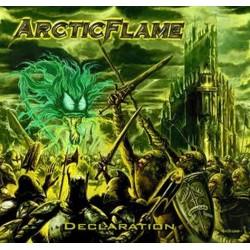 ARCTIC FLAME - Declaration CD