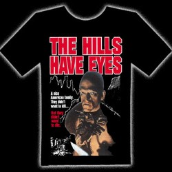 THE HILLS HAVE EYES T-SHIRT - The Hills Have Eyes T-Shirt