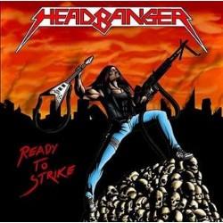 HEADBANGER - Ready To Strike CD