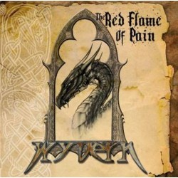 WYVERN - The Red Flame Of Pain CD
