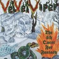 VELVET VIPER - The 4th Quest For Fantasy CD