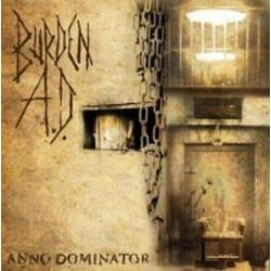 BURDEN A.D. - Anno Dominator CD