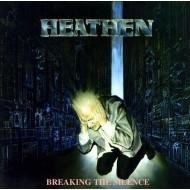 HEATHEN - Breaking The Silence CD