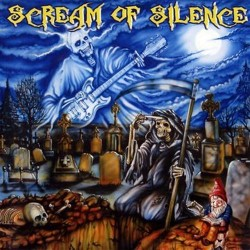 SCREAM OF SILENCE - Another Reason To Die CD