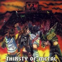 VA - Thirsty Of Metal CD