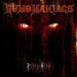 GUMO MANIACS - Psychomania CD