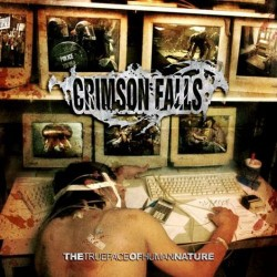 CRIMSON FALLS - The True Face Of Human Nature CD