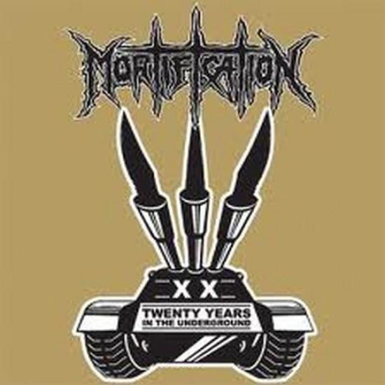 MORTIFICATION - Twenty Years In The Underground 2CD