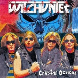 WITCHUNTER - Crystal Demons CD