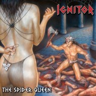 IGNITOR - The Spider Queen CD