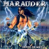 MARAUDER - Sense Of Metal CD