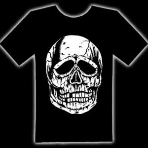 THE SKULL T-SHIRT - The Skull