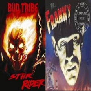 BUD TRIBE / L'IMPERO DELLE OMBRE - Star Rider/Dr. Franky