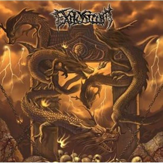 EXPLOSICUM - Conflict CD