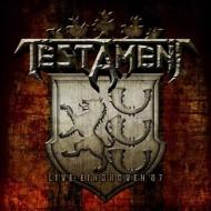 TESTAMENT - Live At Eidhoven '87 CD