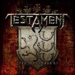 TESTAMENT - Live At Eidhoven '87
