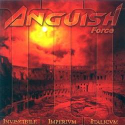 ANGUISH FORCE - Invincible Imperium Italicum CD