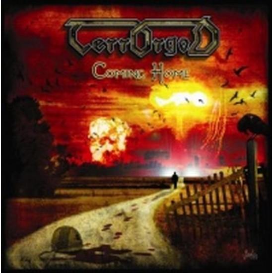 TERRORGOD - Coming Home CD