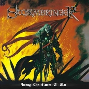 STORMBRINGER - Among The Flames Of War