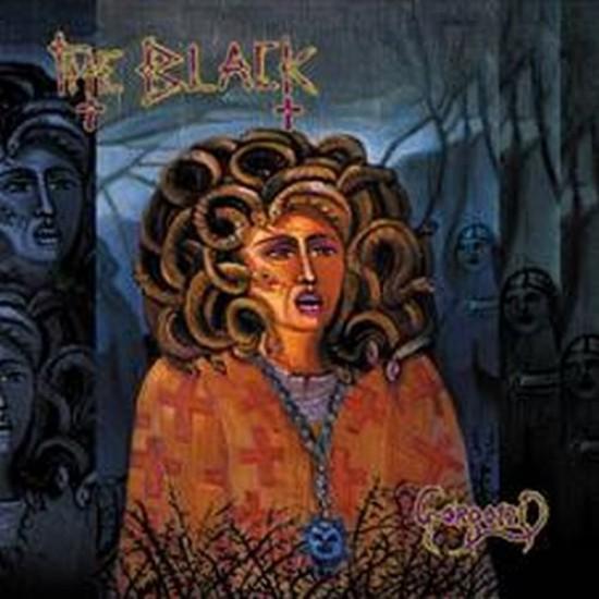 THE BLACK - Gorgoni CD