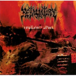 RETALIATORY - Retaliatory Attack CD