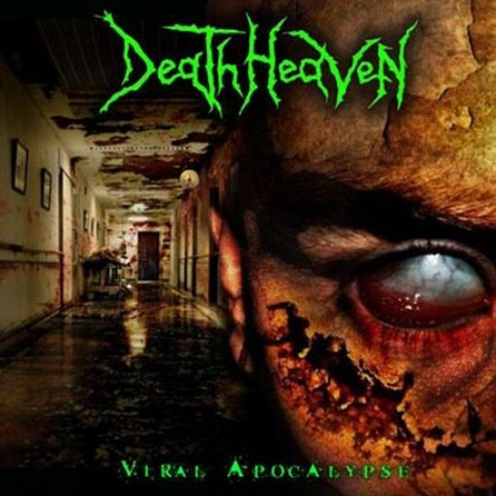 DEATH HEAVEN - Viral Apocalypse CD